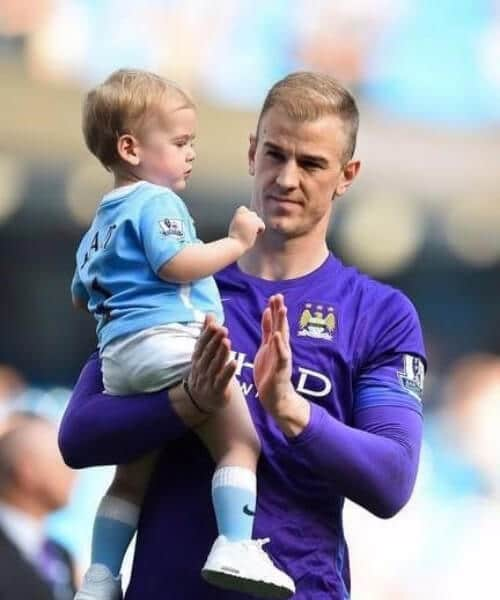 joe hart manchester city soccer haircuts