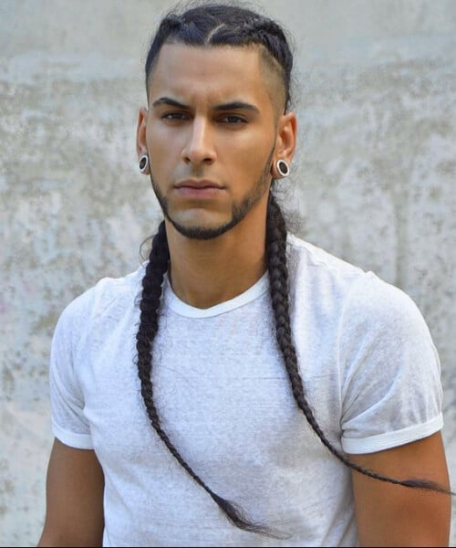 long braids mens hairstyles