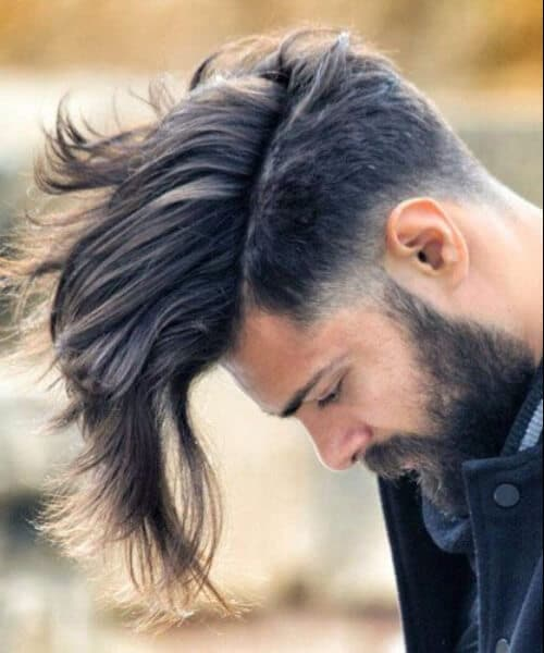long undercut mens hairstyles