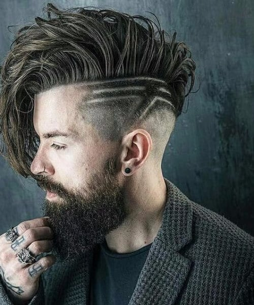 modern punk mens hairstyles