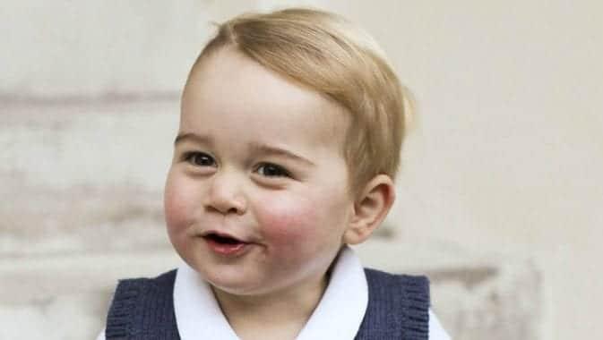 prince george boys haircut