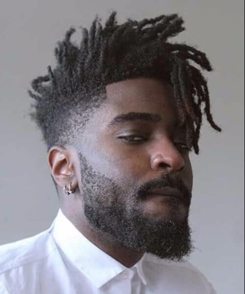short dreads mens hairstyles