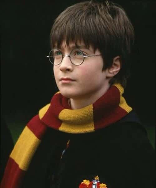 the harry potter boys haircut