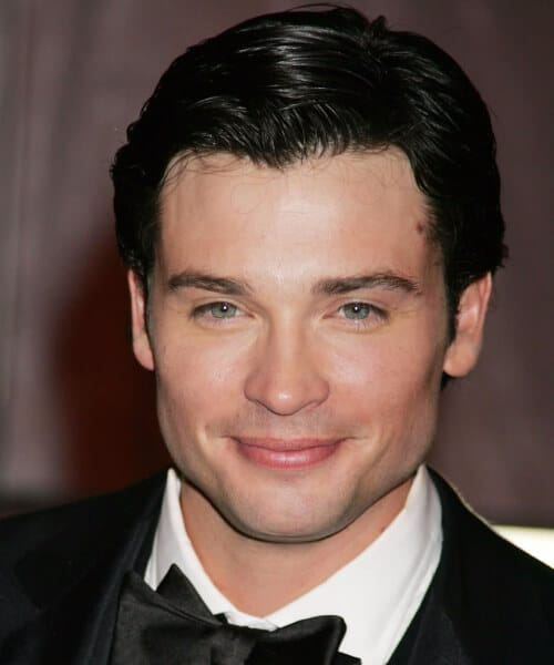 Tom Welling Slick Back Haircut