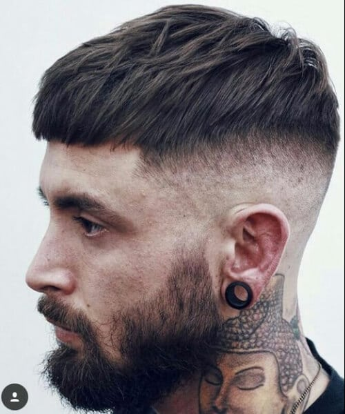 undercut fade mends hairstyles