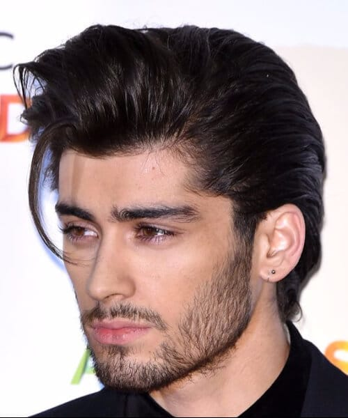 zayn malik hair strand mens hairstyles