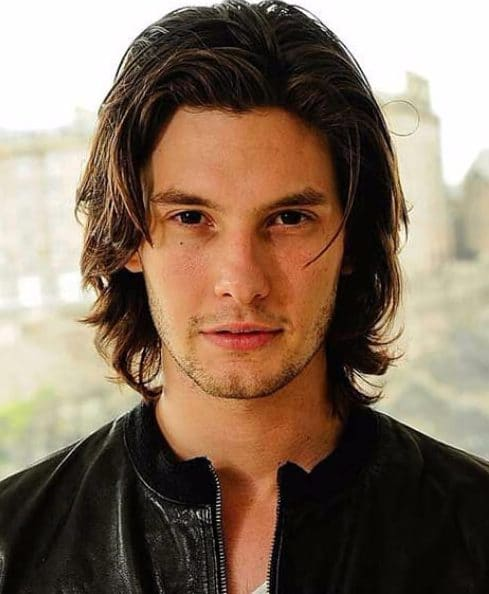 ben barnes medium hairstyles for men
