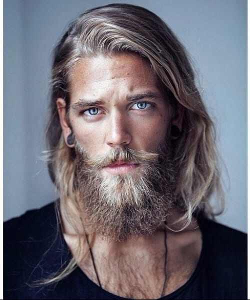 blonde perfection medium hairstyles for men