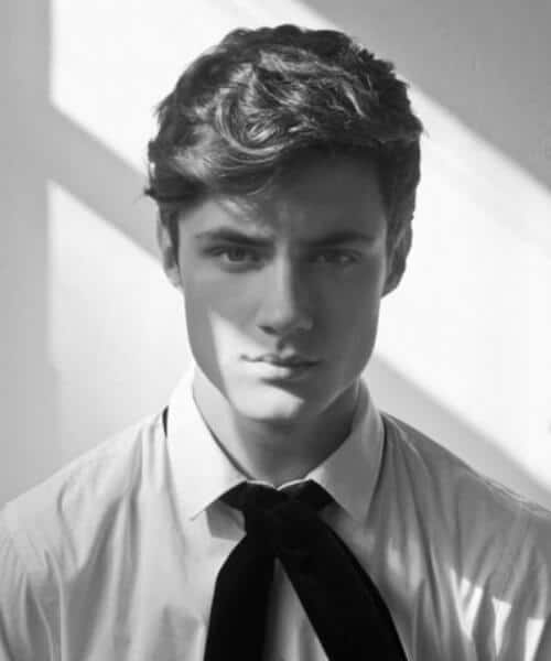 boarding school classic mens hairstyles
