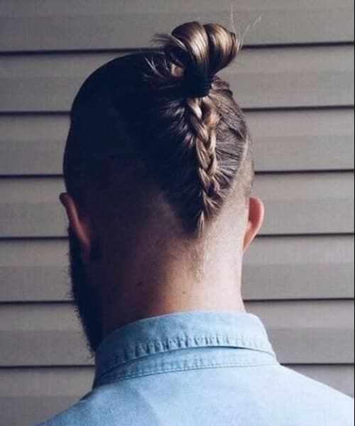 braided undercut hipster hairstyles