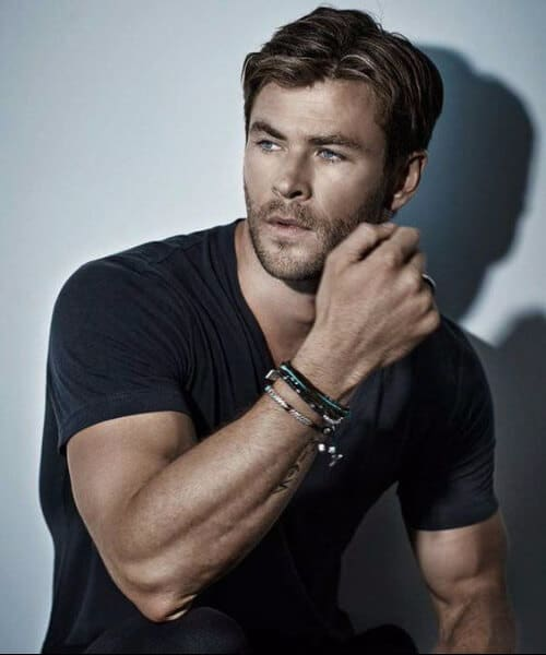 chris hemsworth classic mens hairstyles