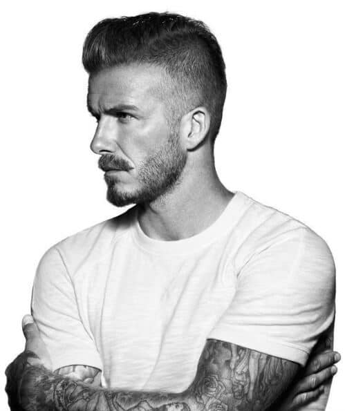 david beckham modern haircuts for men