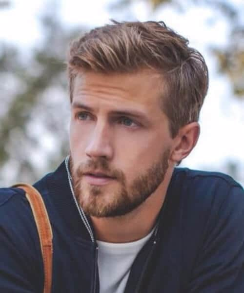 dirty blonde classic mens hairstyles