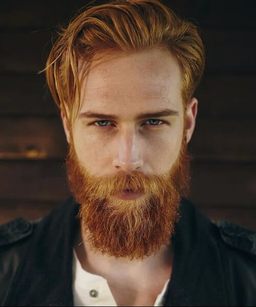 fiery classic mens hairstyles | MenHairstylist.com