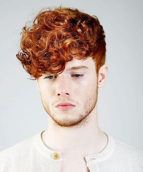 fiery curls hipster hairstyles