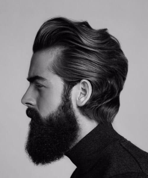 finger waves medium hairstyles for men