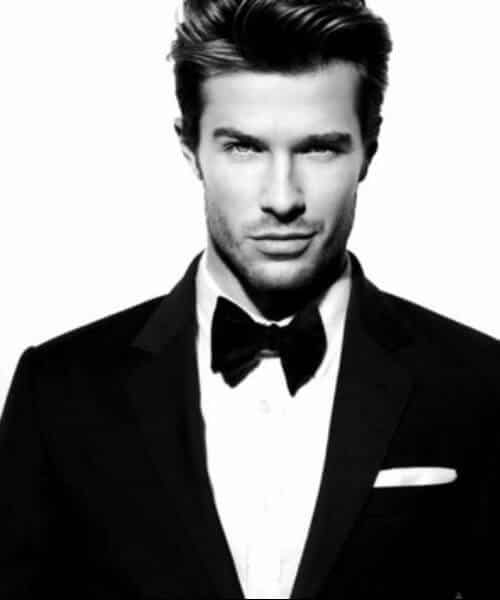 gentleman medium hairstyles for men