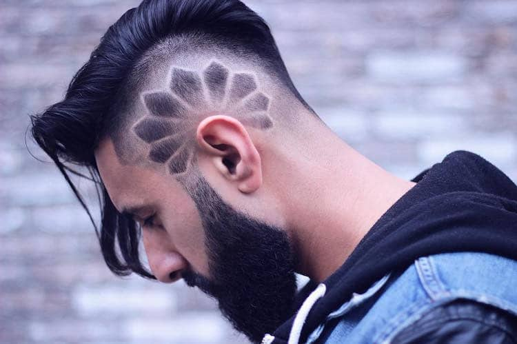50 Creative Hair Designs For Men Menhairstylist