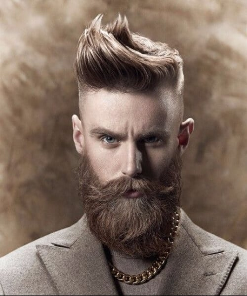 high quiff hipster hairstyles