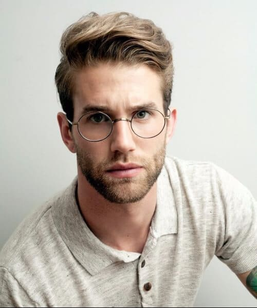 cd094eb53fb hipster harry potter classic mens hairstyles