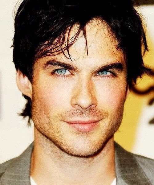 ian somerhalder medium hairstyles for men