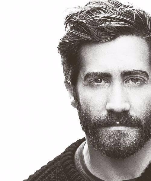 jake Gyllenhaal classic mens hairstyles