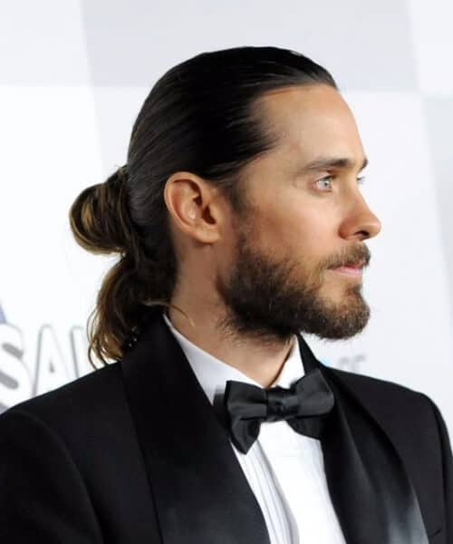 jared leto medium hairstyles for men