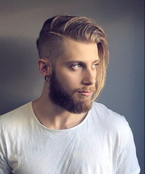long undercut modern haircuts for men