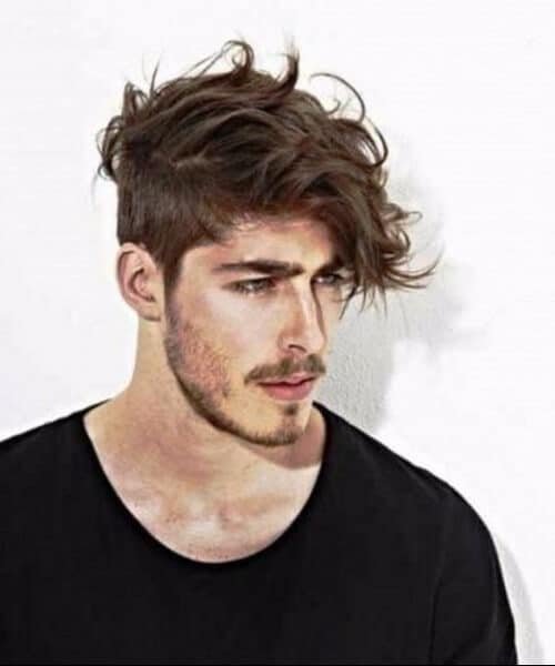 messy medium hipster hairstyles