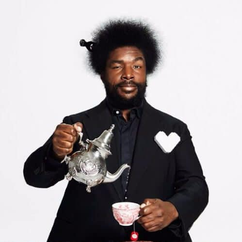 questlove black men hairstyles