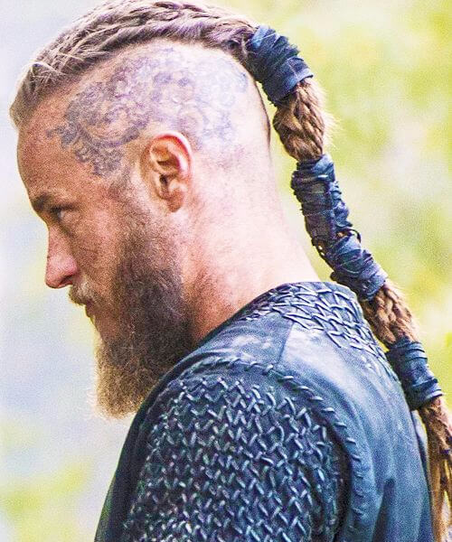 ragnar lothbrook hipster hairstyles