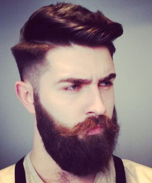 retro dapper modern haircuts for men