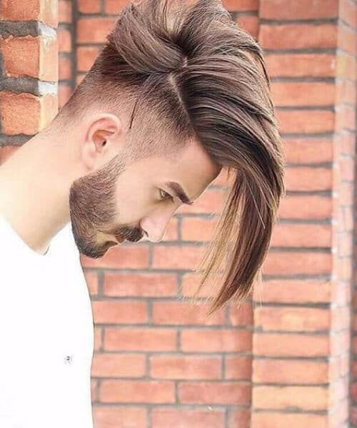 straight medium hipster hairstyles