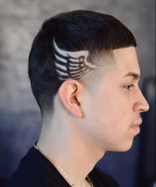 50 Creative Hair Designs For Men Menhairstylist Men Hairstylist