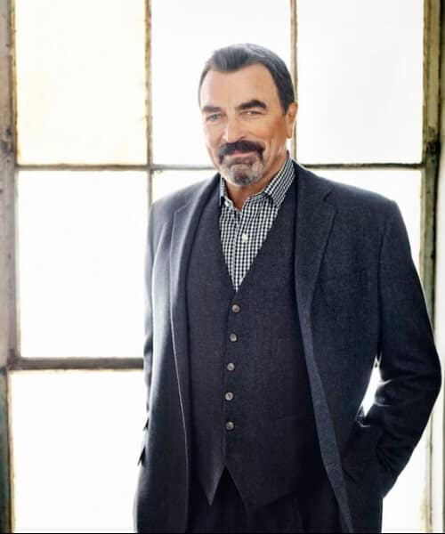 tom selleck classic mens hairstyles