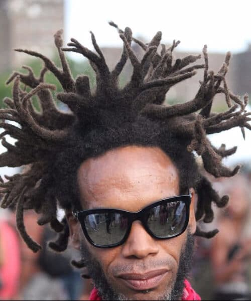 tree dread styles