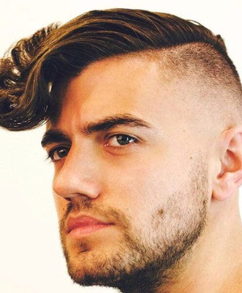 undercut curls modern haircuts for men