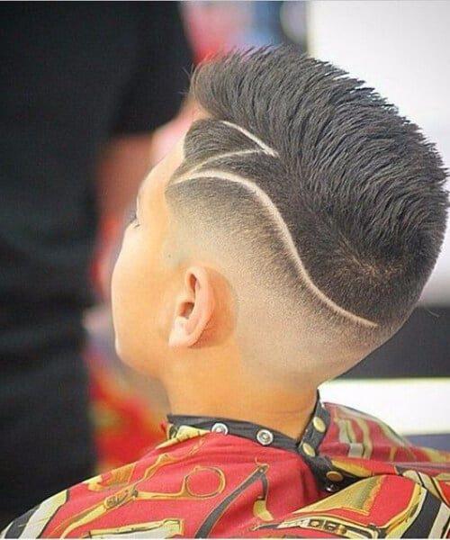 zorro hair designs for men