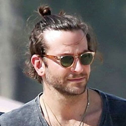 bradley cooper hairstyles for men with receding hairlines