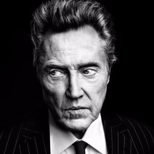 christopher walken hairstyles for men with receding hairlines