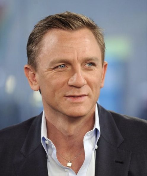 daniel craig hairstyles for men with receding hairlines