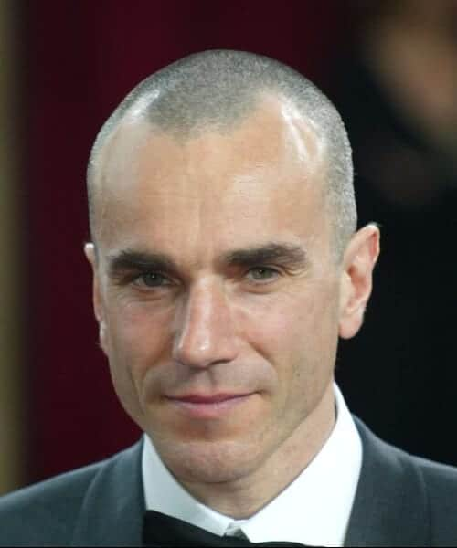 daniel day lewis shaved hairstyles for men