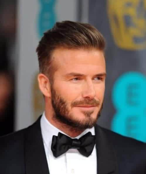 david beckham shaved hairstyles for men