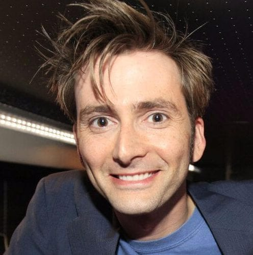 david tennant mens hairstyles for thin hair