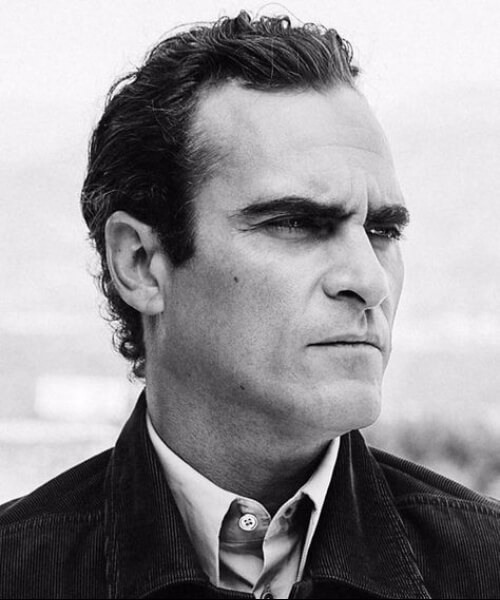joaquin phoenix hairstyles for men with receding hairlines