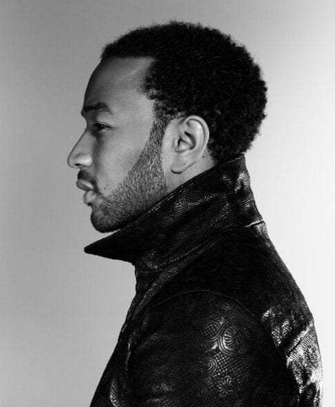 john legend short curly hairstyles for men