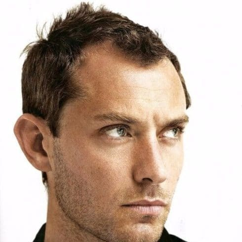 50 Hairstyles for Men with Receding Hairlines – OBSiGeN