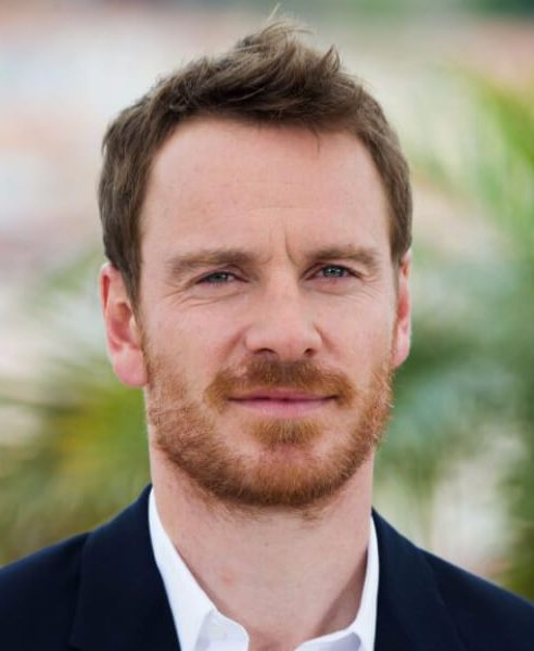 michael fassbender hairstyles for men with receding hairlines