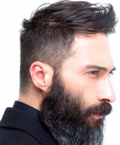 quiff mens hairstyles for thin hair