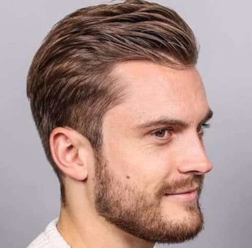 50 Hairstyles For Men With Receding Hairlines Menhairstylist Com